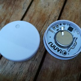 Ruuvitag – Sensor Beacon