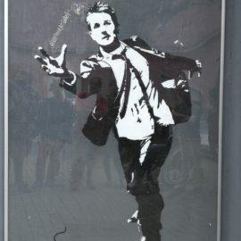 Street Art im Unionviertel