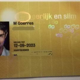 OV-Chipkaart – mit der Bahn in den Niederlanden