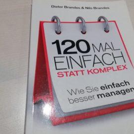 Buchkritik: 120mal einfach statt komplex